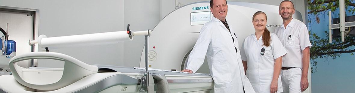 Zentrales Radiologie Institut Zri Was Wir Tun Kepler